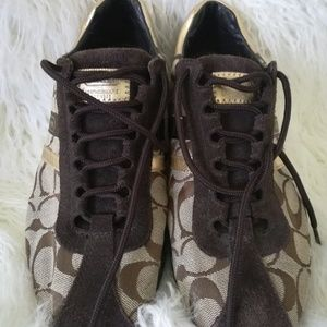 Coach Fashion Athletic Shoes.